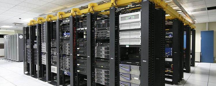 韩国服务器机房
